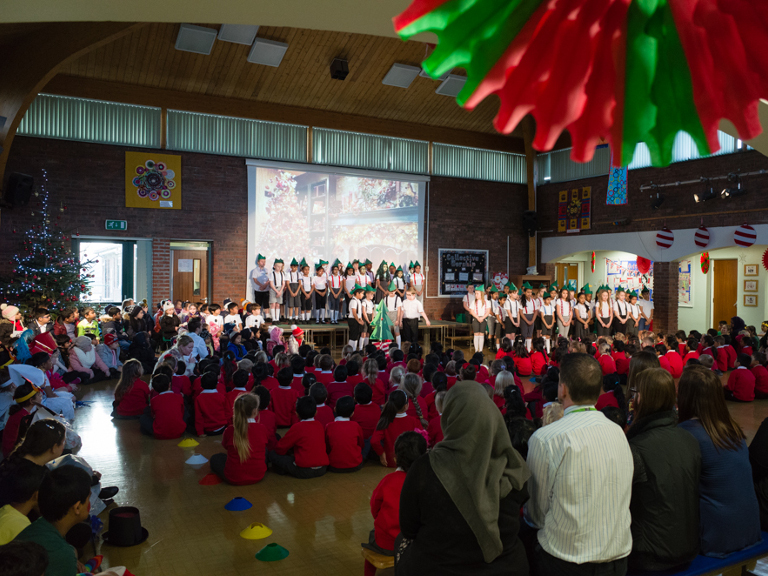 Key Stage 2 Christmas Production 2016