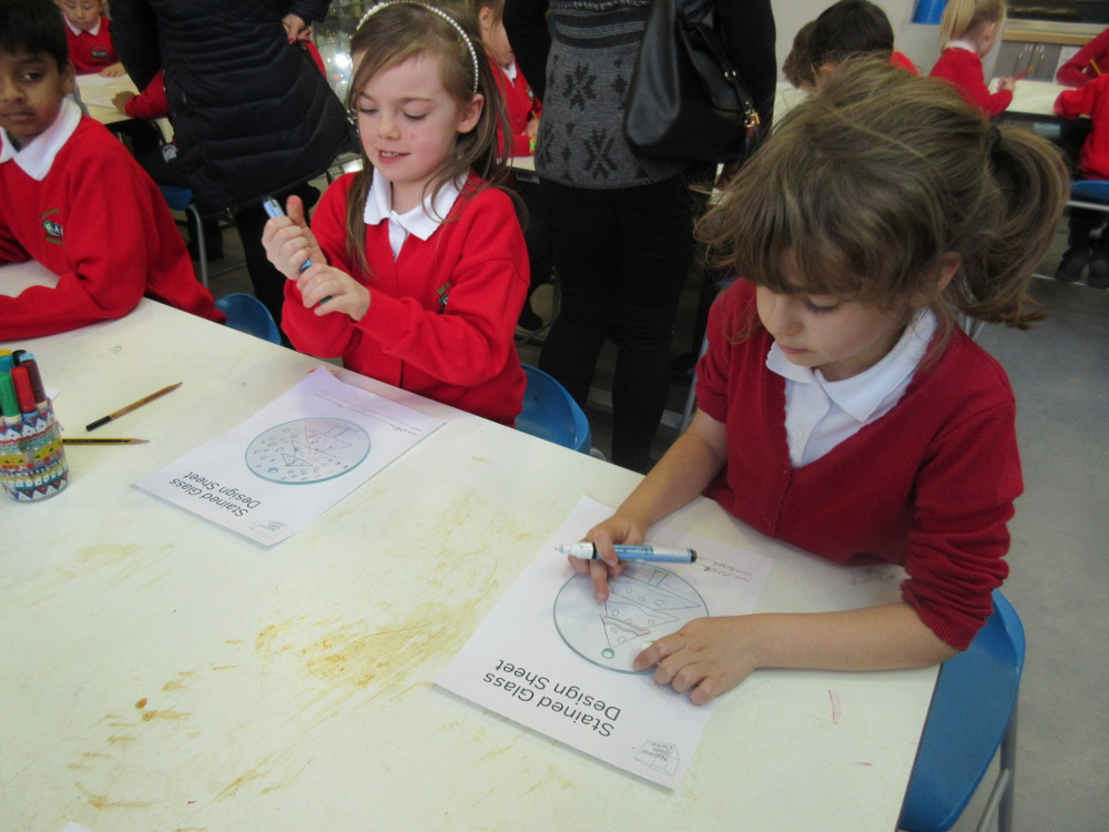 Year 2 Glass Centre Visit