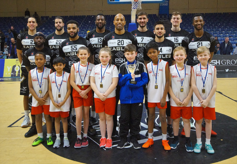 Sunderland Hoops4Health winners 2018