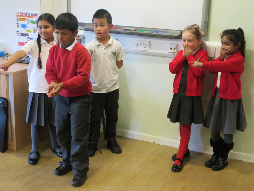 The Great Fire of London Drama Workshop