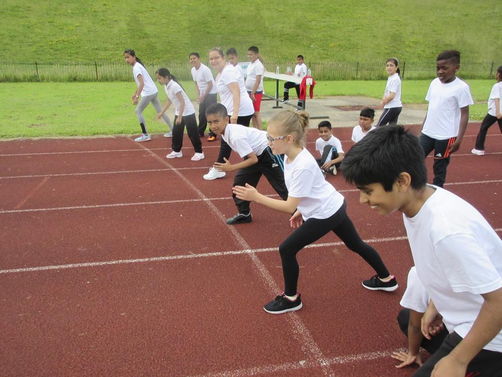 KS2 Sports Day