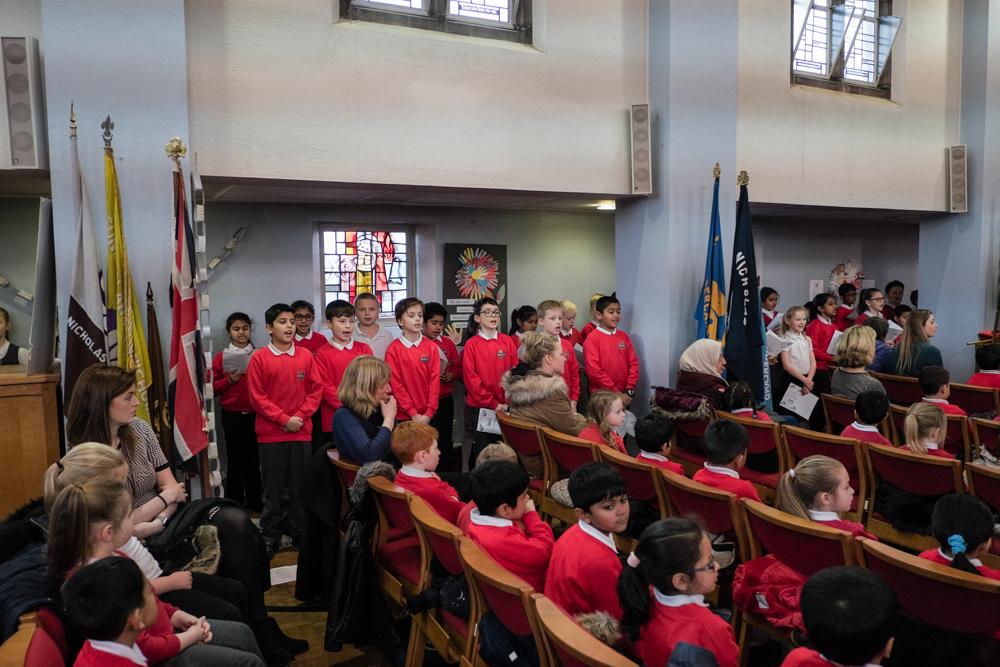 KS2 Church Choir 2017