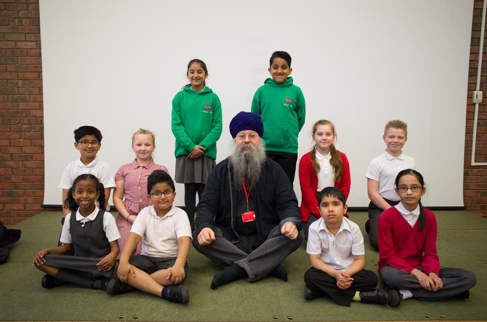 Cloud Singh Sikh Community Member