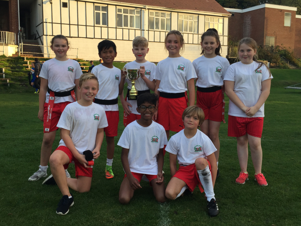 Y5/6 Rugby Champions