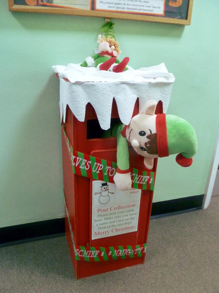 Jangle the Christmas Elf