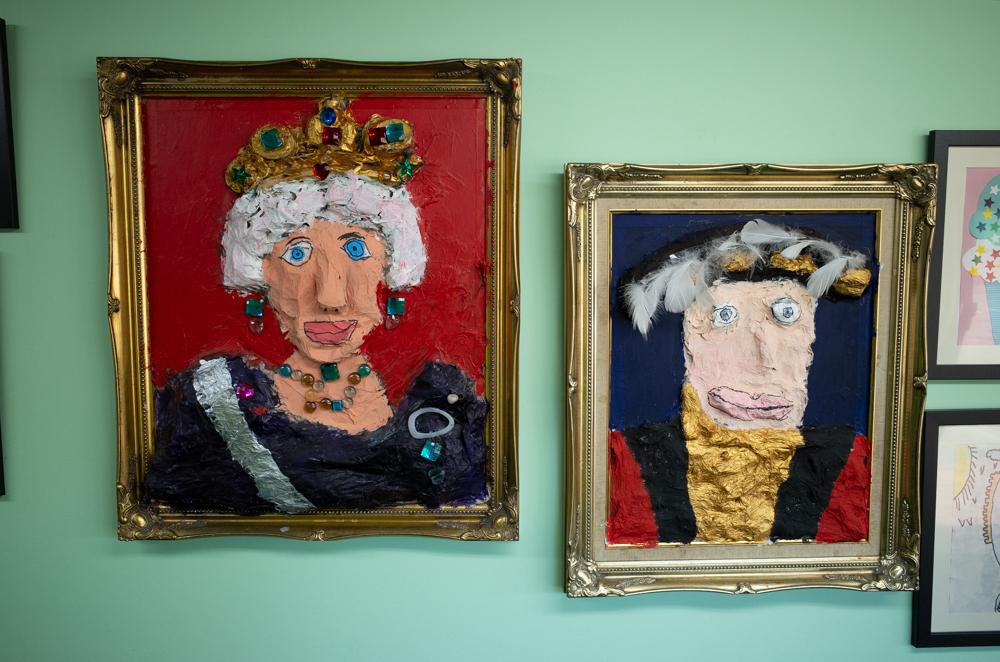 Regal Portraits